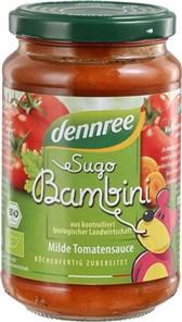 BIO paradižnikova omaka Bambino DEN 350g