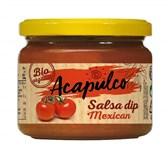 BIO pomaka mehiška salsa Acapulco 260g