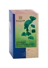 BIO čaj za koncentracijo iz gingkovca Sonnentor 20g