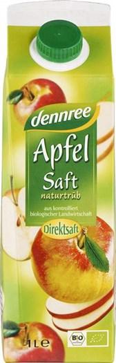 BIO jabolčni sok DEN 1l