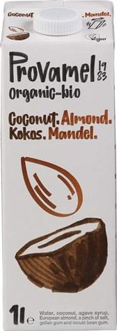 BIO napitek kokos mandelj Provamel 1l