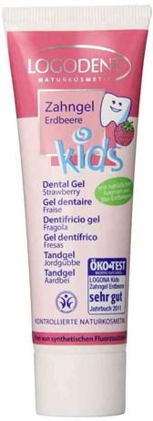 Zobna pasta za otroke jagoda Logona 50 ml