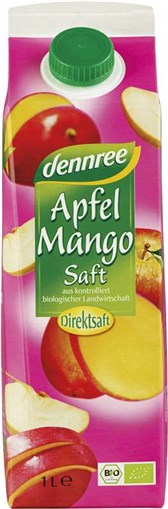 BIO sok jabolko mango DEN 1l