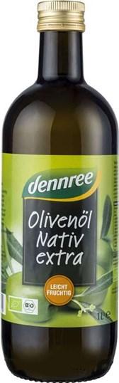 BIO olje oljčno ekstra deviško DEN 1 l