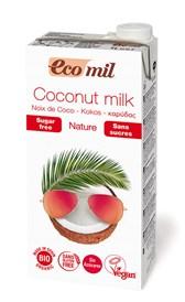 BIO kokosov napitek brez sladkorja Ecomil 1l