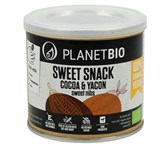 BIO kakavova zrna z yacon čokolado PlanetBIO 120 g