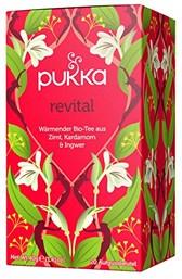 Čaj Revitalise Pukka 20 vrečk