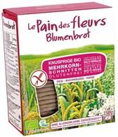 BIO kruhki večzrnati brez glutena Blumenbrot 150g