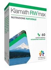 BIO alge klamatske Klamath RW max 60 rastlinskih kapsul
