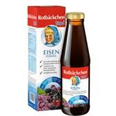 Sok Vital z železom Rotbäckchen 450 ml