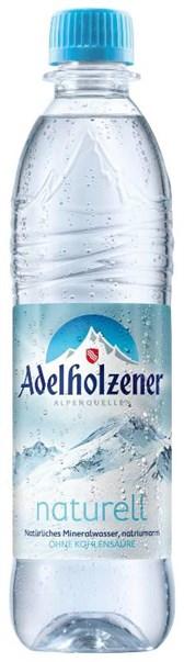 Voda mineralna naravna Adelholzener 0,5l