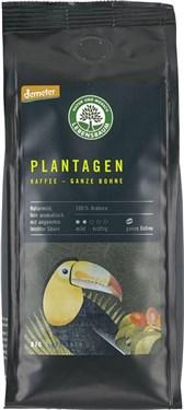 BIO kava v celem zrnju 100% Arabica Lebensbaum 250g