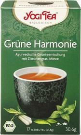 BIO čaj Golden Temple zelena harmonija 17x1,8g