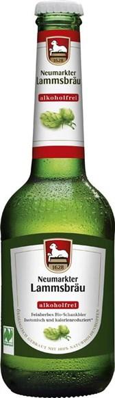BIO pivo Lammsbräu brez alkohola 0,33l