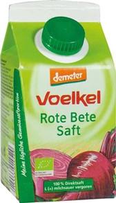 BIO sok rdeče pese prevret z mlečno kislino Voelkel 0,5l