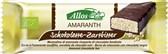 BIO temna čokoladica z amarantom Allos 25g