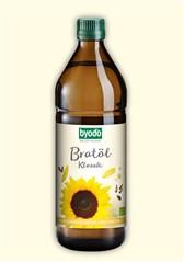 BIO olje sončnično Byodo za pečenje in cvrenje 0,75l