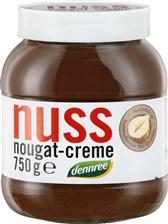 BIO krema čokoladna Nougat DEN 750g