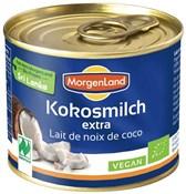 BIO kokosovo mleko 70% Morgenland 200ml