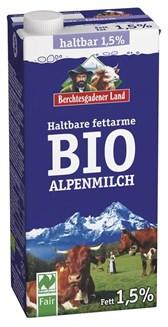 BIO mleko 3,5% Berchtesgadener 1l