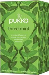 Čaj Three Mint Pukka 20 vrečk