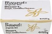 BIO sojin desert z vanilijo, Provamel 4x125G