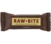 BIO presna ploščica kakav Rawbite 50g