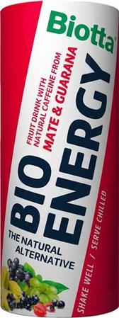 BIO energijski napitek Biotta 250ml