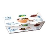 BIO kokosov desert s čokolado NatruGreen 2x125g