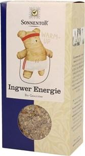 BIO čaj Sonnentor ingver energijski 100g