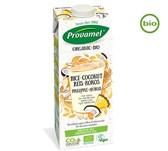 BIO rižev napitek kokos in ananas Provamel 1l