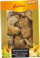 Artičoke srčki v zeliščni marinadi Gustoni 150 g