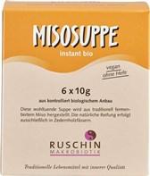 BIO juha miso instant Ruschin 6x10g