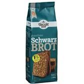 BIO mešanica za temni kruh brez glutena Bauck Hof 500 g