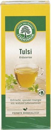 BIO čaj indijska bazilika Tulsi Lebensbaum 30 g