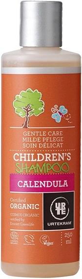 BIO šampon ognjič otroški brez parfuma Urtekram 250ml