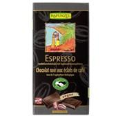 BIO temna čokolada s kavnimi zrni Rapunzel 80g