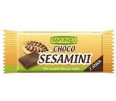 BIO rezina sezam s čokolado Rapunzel 27g