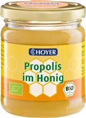 Med cvetlični s propolisom Hoyer 250 g