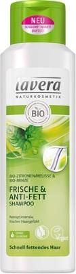 Šampon za mastne lase lavera 250 ml