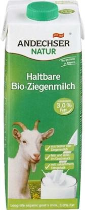 BIO kozje mleko 3,0% Andechser 1l