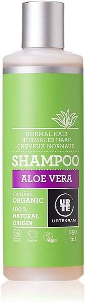 BIO šampon za suhe lase z aloe vero Urtekram 250ml
