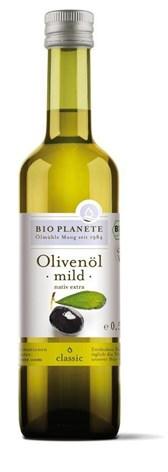 BIO olje olivno Bio Planete 0,5l