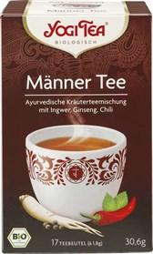 BIO čaj za moške Yogi Tea 17x1,8g