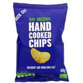 BIO krompirjev čips z rožmarinom in himalajsko soljo 40g