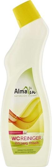 BIO čistilo za WC limonska svežina AlimaWin 0,75l