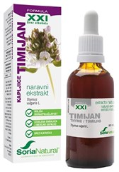 Ekstrakt timijan XXI Soria Natural 50ml