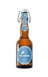 Pivo brezalkoholno brez glutena Die Weisse 0,33l