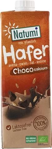 BIO ovseni napitek s čokolado Natumi 1l