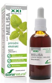 Melisa ekstrakt XXI Soria Natural 50ml
